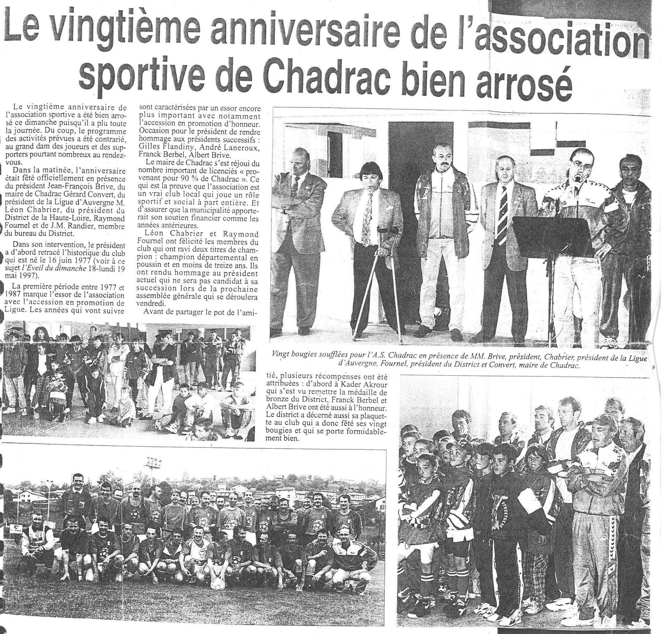 Archives 1997 2006
