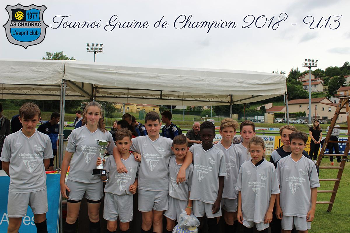 tournoi asc u13 2018