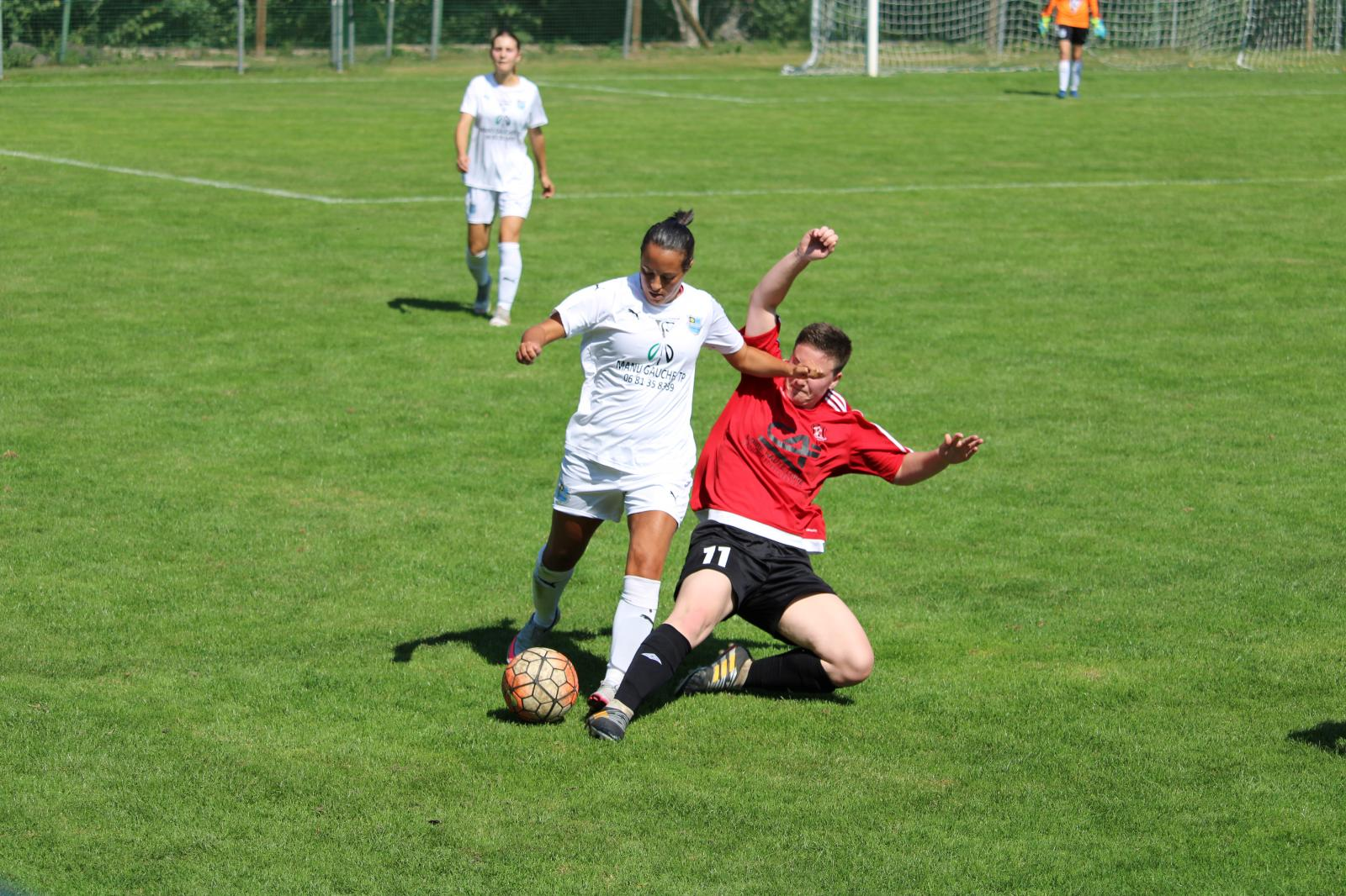Match amical Séniors F contre Saint Julien Chapteuil