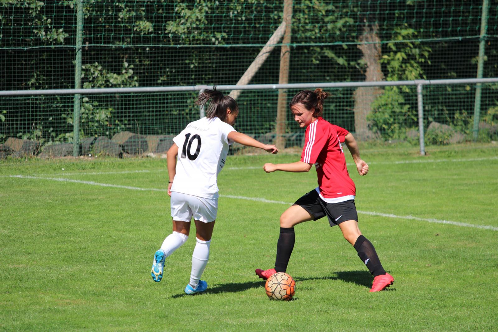 Match amical Séniors F contre St Julien Chapteuil