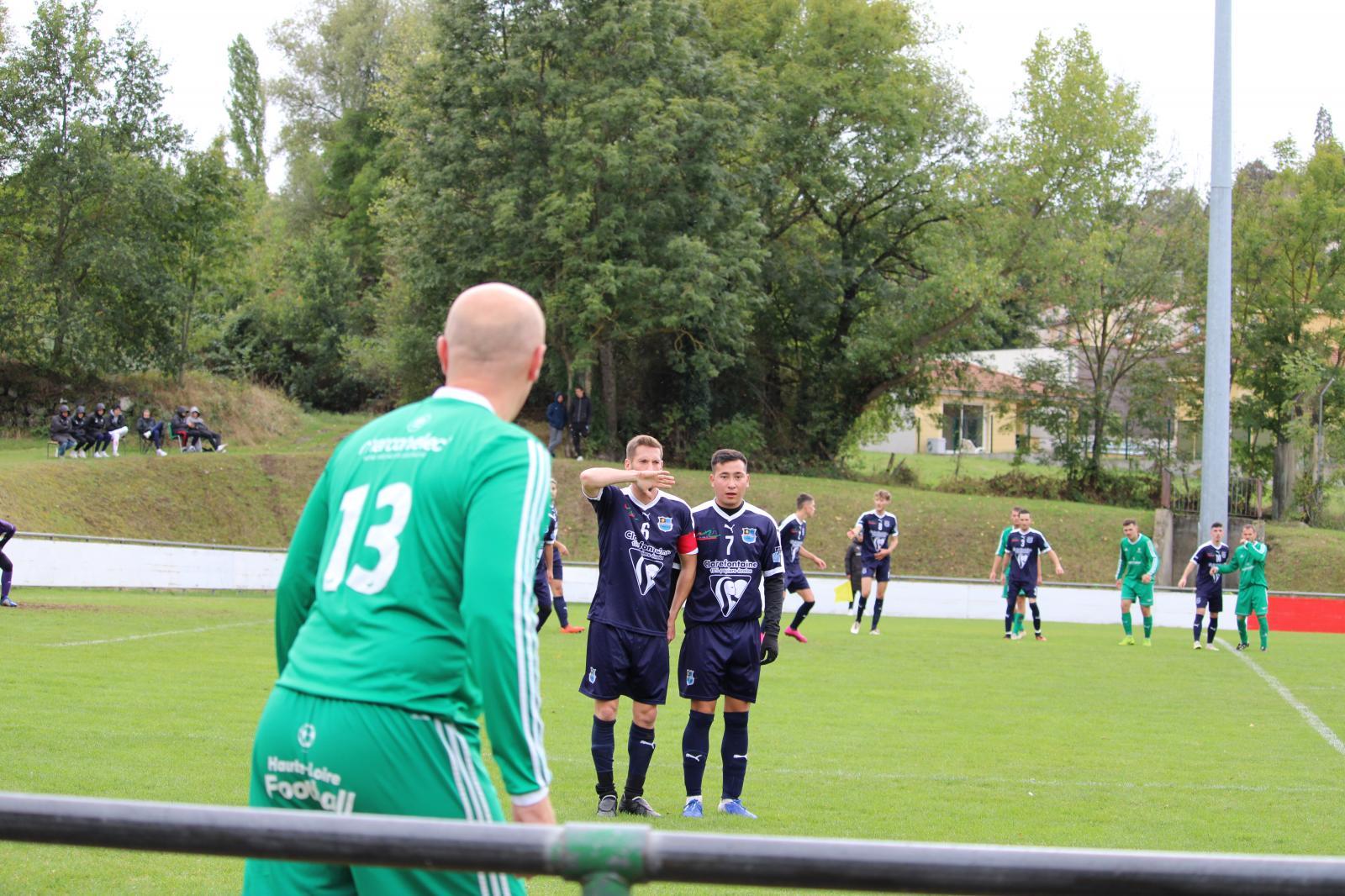 Chadrac 2 contre Blavozy