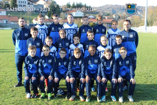 photo des equipes u11