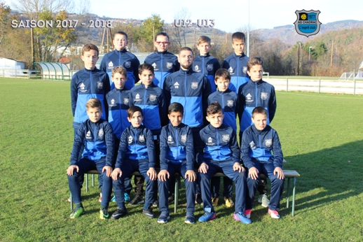 photo des equipes u13