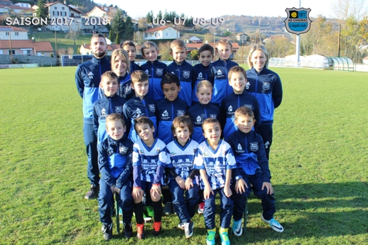 photo des equipes u6 u9