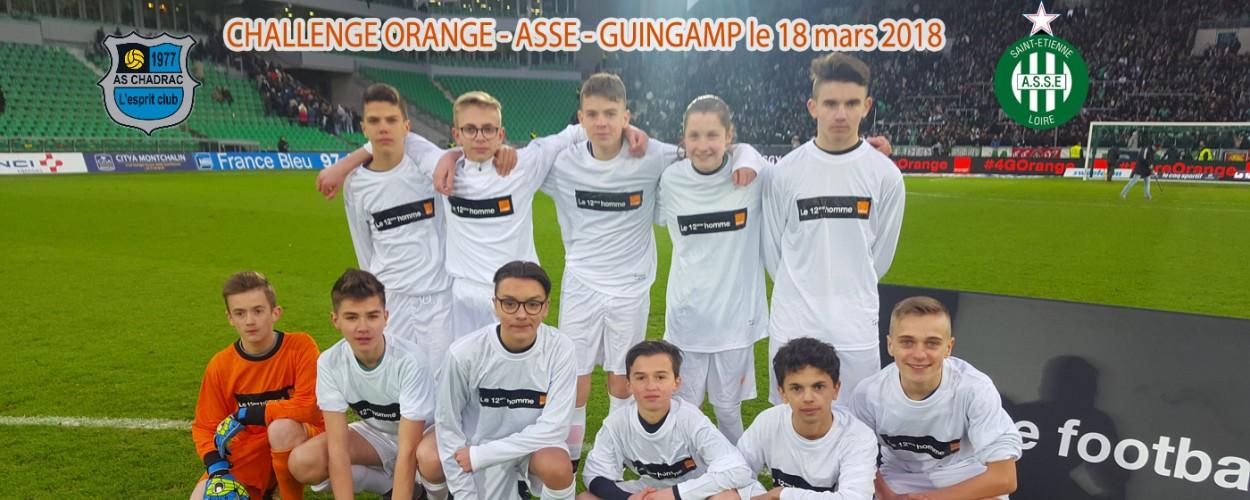 challenge orange 2018