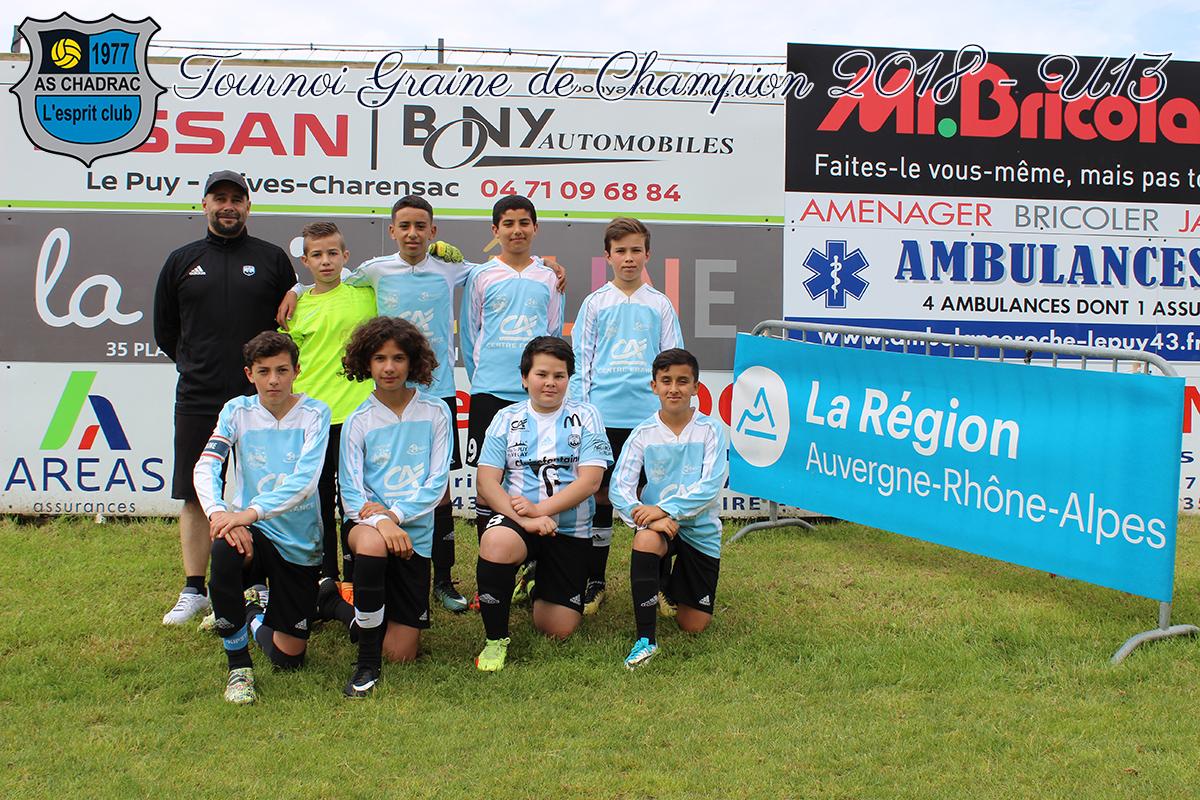 tournoi sud u13