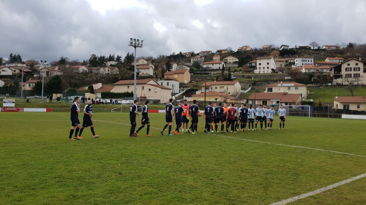 chadrac - le puy foot
