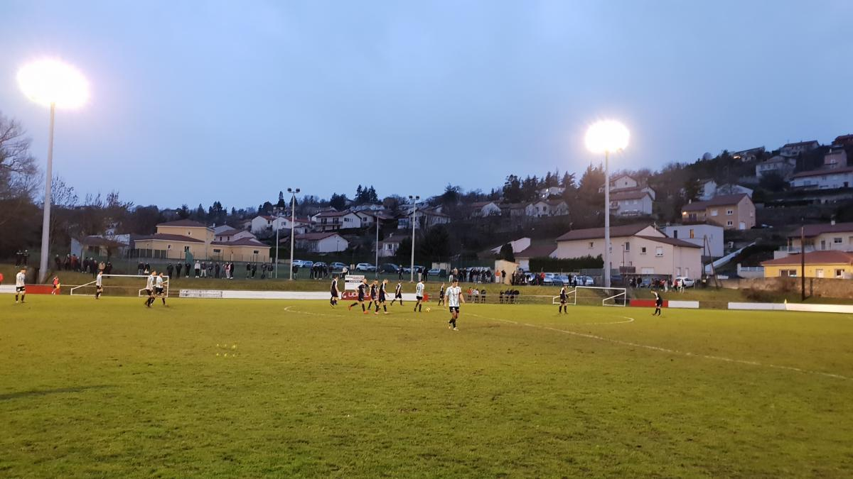 as chadrac le puy foot