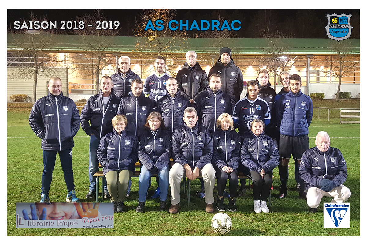 Equipes 2018 2019 dirigeants