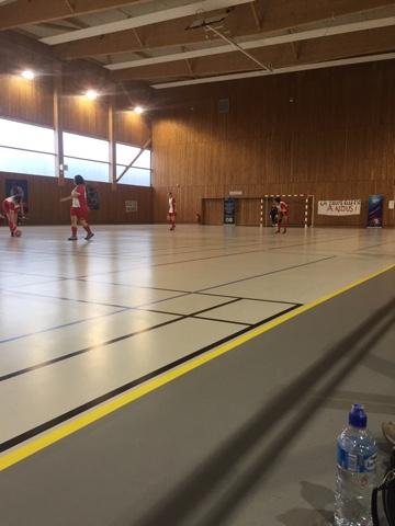 finale futsal féminine