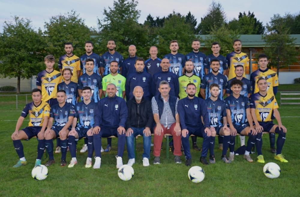Seniors : équipe de Régionale 3