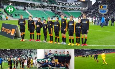 Lien ASSE - AS Chadrac